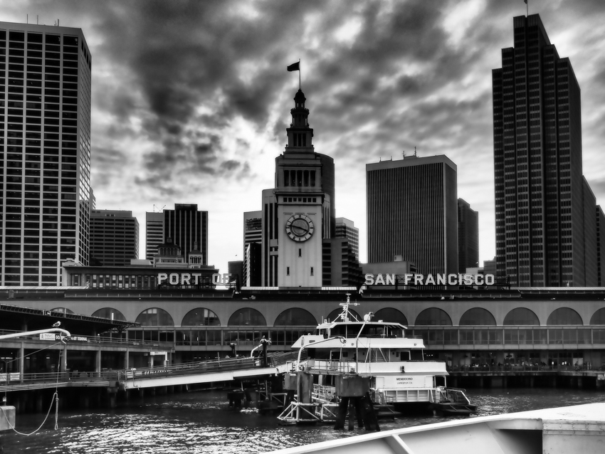 Port of San Francisco, Megan Crandlemire Photography