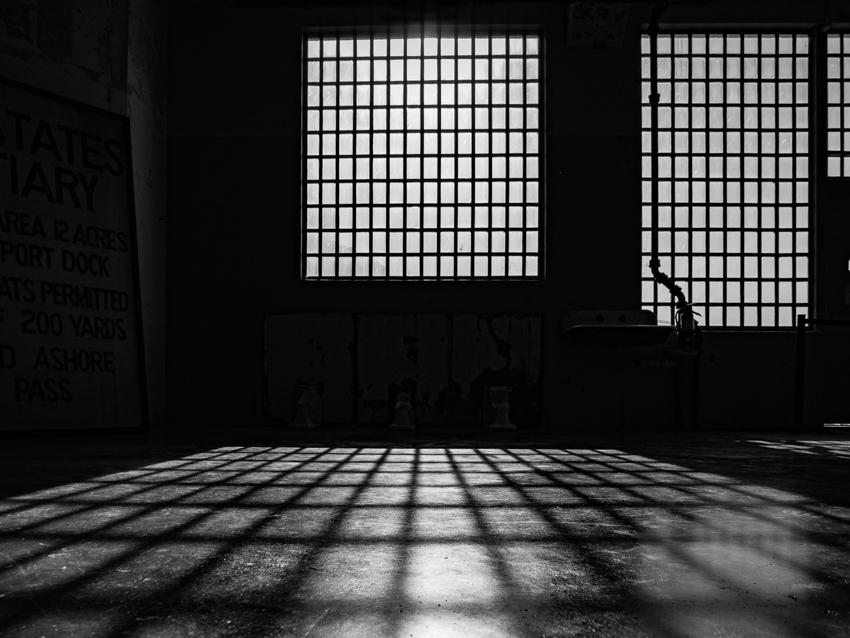 alcatraz shadow, megan crandlemire photography