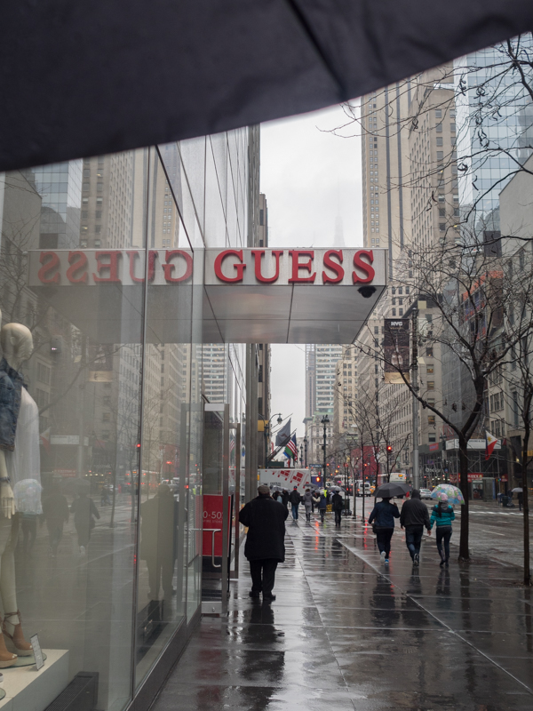 Guess New York City