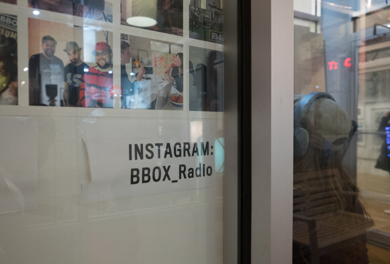 Dumbo Brooklyn BBox Radio