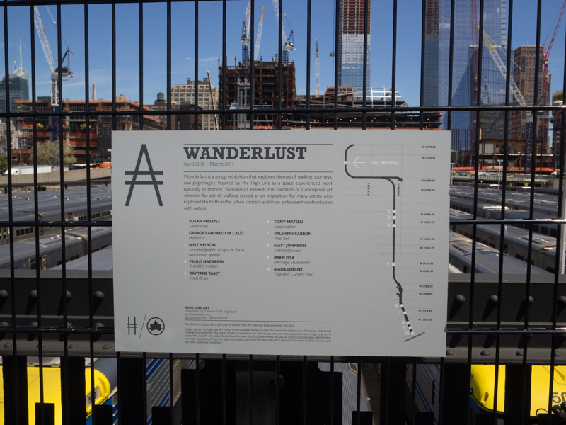 wanderlust the highline nyc, Megan Crandlemire Photography