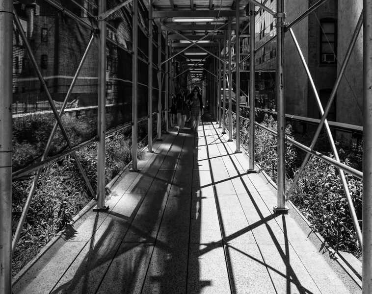 the highline construction, Megan Crandlemire Photography
