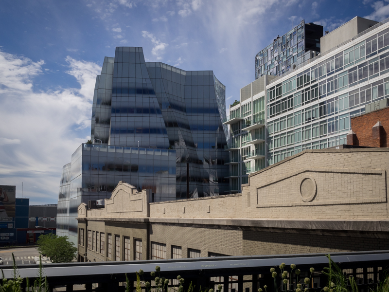 view from the highline, Megan Crandlemire Photography