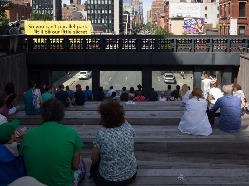 the highline, 10th avenue lookout, Megan Crandlemire Photography