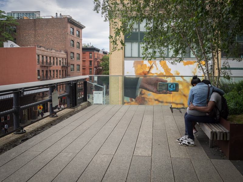 end of the highline,meatpacking district,chelsea, Megan Crandlemire Photography