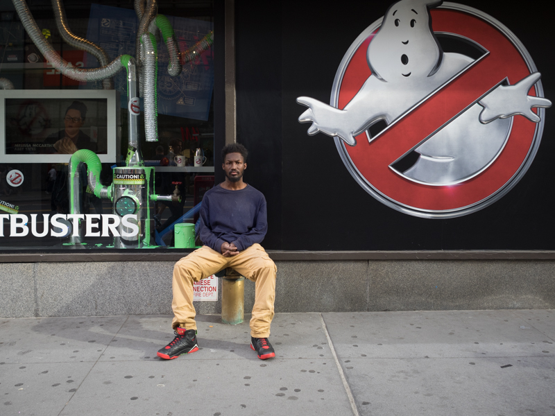 ghostbusters new york, Megan Crandlemire Photography
