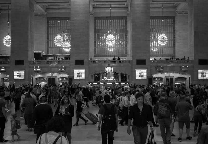 monday night grand central, Megan Crandlemire Photography