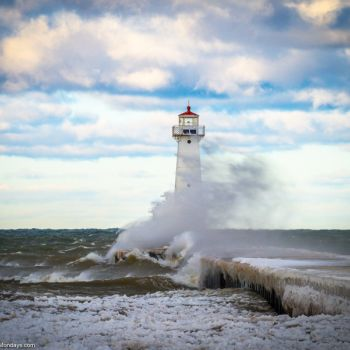 Rochester NY Lighthouses Jan.'19